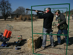 Tuition Clay Target Shooting